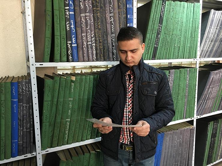 بالأبيض والأسود... شاب من غزة يروي تراث فلسطين عبر فيسبوك   مصراوى