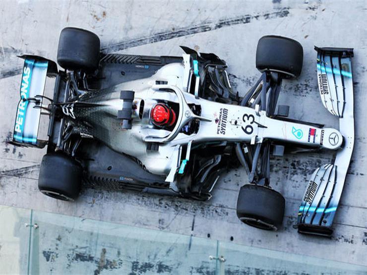 """مرسيدس حامل لقب بطولة العالم لـ""""فورمولا-1"""" يقدم سيارته الجديدة في فبراير"""