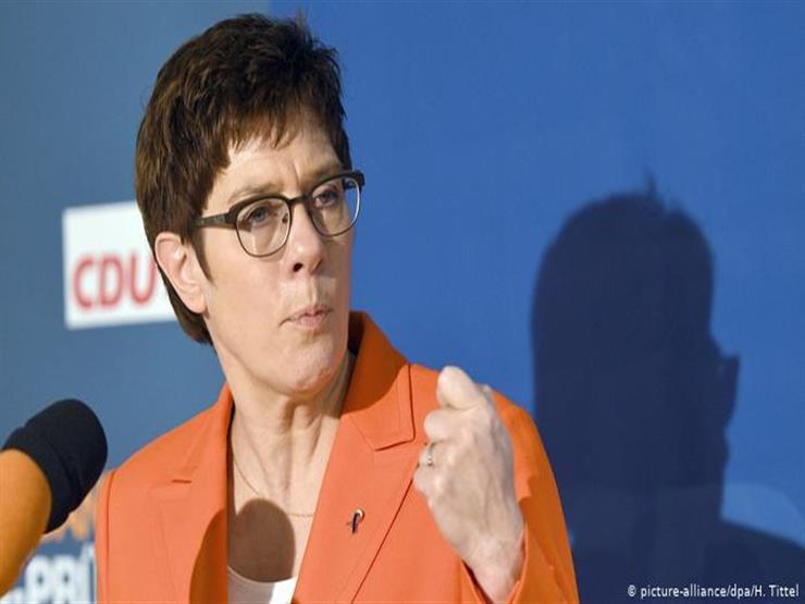 وزيرة الدفاع الألمانية لا تستبعد القيام بمهمة عسكرية في ليبيا