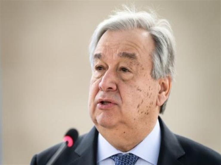الأمم المتحدة تدعو سوريا إلى المضي قدمًا نحو حل سياسي   مصراوى