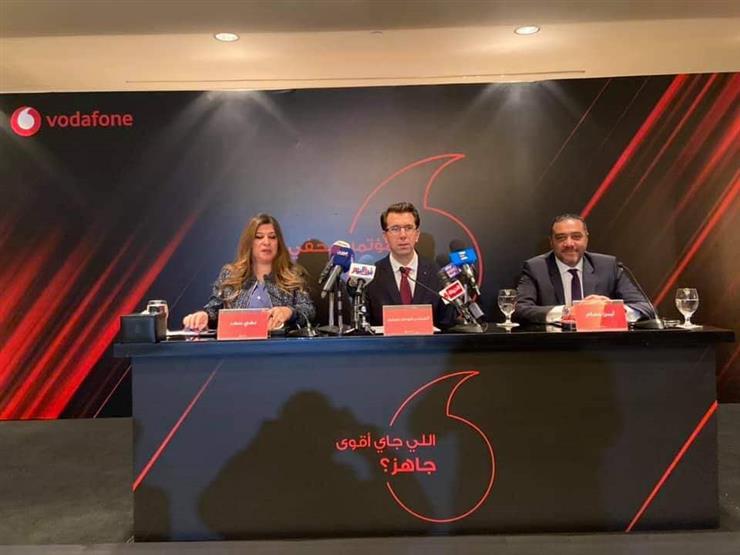 رئيس فودافون مصر: لا تغيير في العلامة التجارية للشركة بعد بيعها