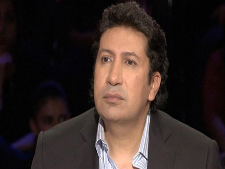 """هاني رمزي: """"مصر ربنا حاميها وكلي ثقة في قواتنا المسلحة"""""""