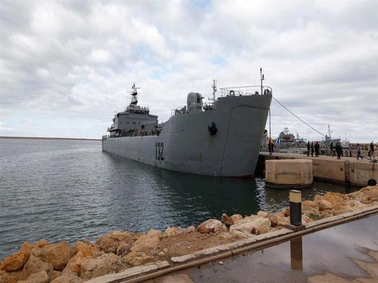 الجيش الليبي ينشر فيديو من داخل سفينة تركية تحمل معدات عسكرية إلى طرابلس