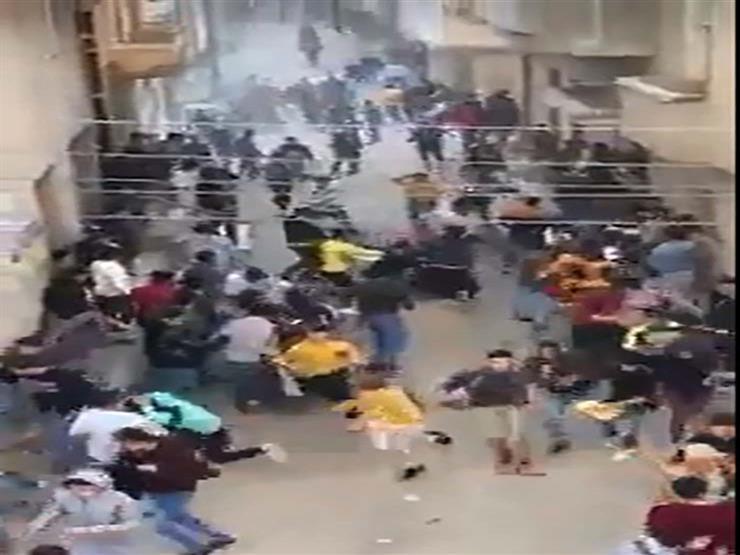 """إصابة 8 طلاب في مشاجرة بـ """"مياه نار"""" في الغربية"""