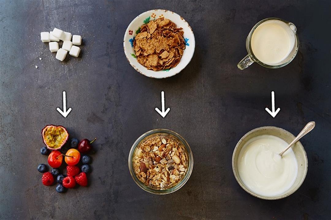 أبرزها كريمة القهوة.. أبرز 5 بدائل صحية للنكهات والأطعمة الشهيرة (صور)