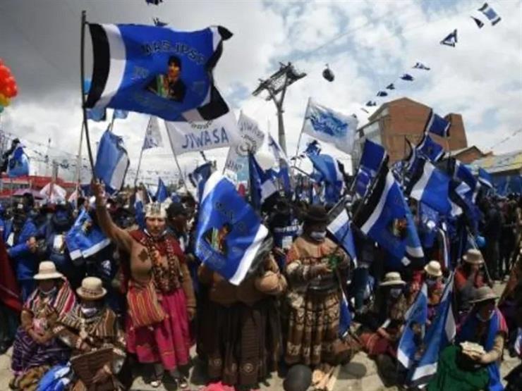 انتهاء التجمعات لحملة الانتخابات الرئاسية المقبلة في بوليفيا