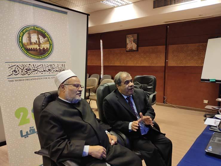 """""""خريجي الأزهر"""" تفند شبهات المتطرفين فى ورشة عمل لأئمة الصومال"""