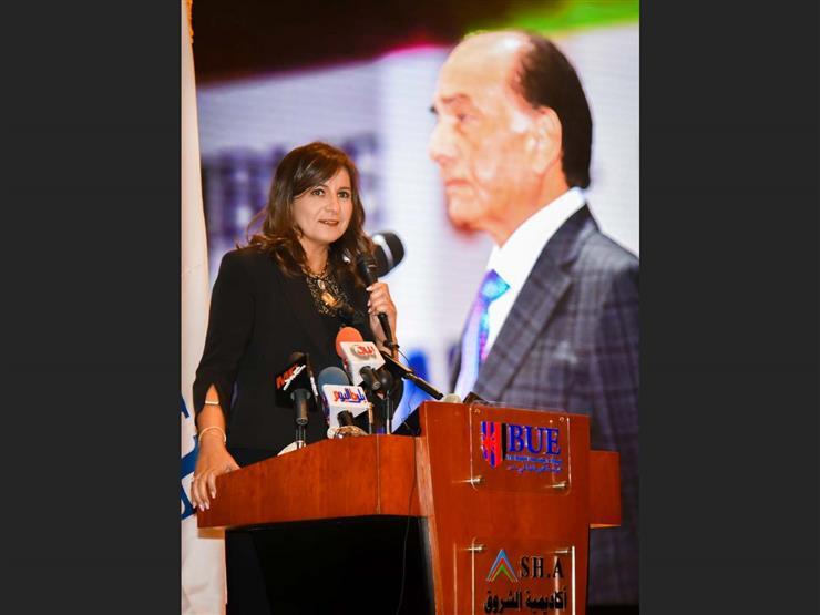 """تكريم اسم """"فريد خميس"""" في مؤتمر """"مصر تستطيع بالصناعة"""""""