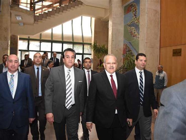 بدء العام الجامعي الجديد بحضور وزير التعليم العالي ورئيس جامعة القاهرة