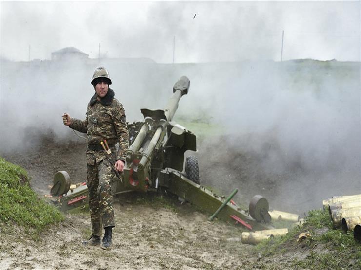 """أرمينيا وأذربيجان تتفقان على """" وقف إطلاق نار إنساني جديد """""""