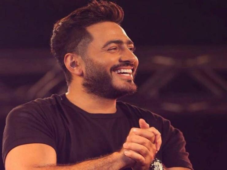 بمشاركة نجوم الكرة.. تامر حسني يطرح أغنية  لدعم مؤمن زكريا