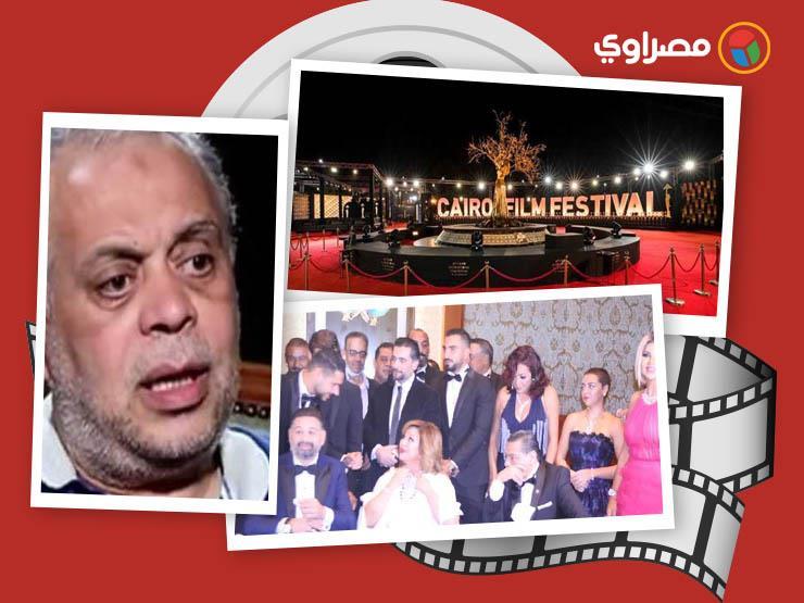 النشرة الفنية| نقل فنان للعناية المركزة وزفاف آخر وصراع نجمان على أغنية وتأجيل القاهرة السينمائي