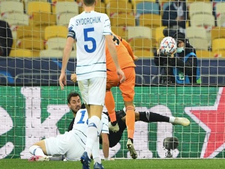 يوفنتوس يهزم دينامو كييف بهدفين في دوري أبطال أوروبا