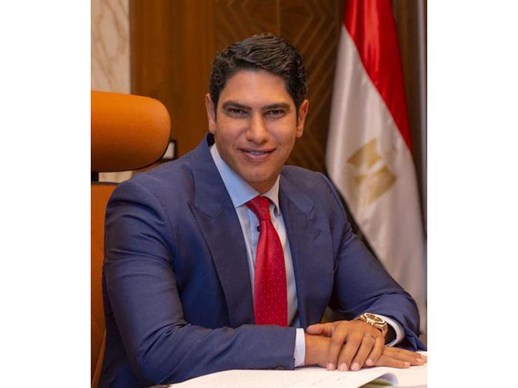 """الصناعة الوطنية ومحو الأمية.. أبو هشيمة يكشف لـ""""مصراوي"""" خطة عمله تحت قبة """"الشيوخ"""""""