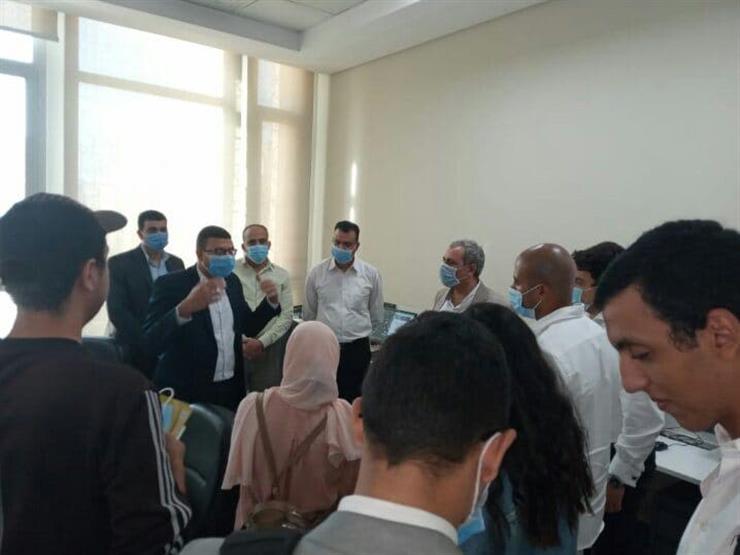 مرصد الأزهر يستقبل وفدًا من الشباب المصريين الدارسين بالخارج