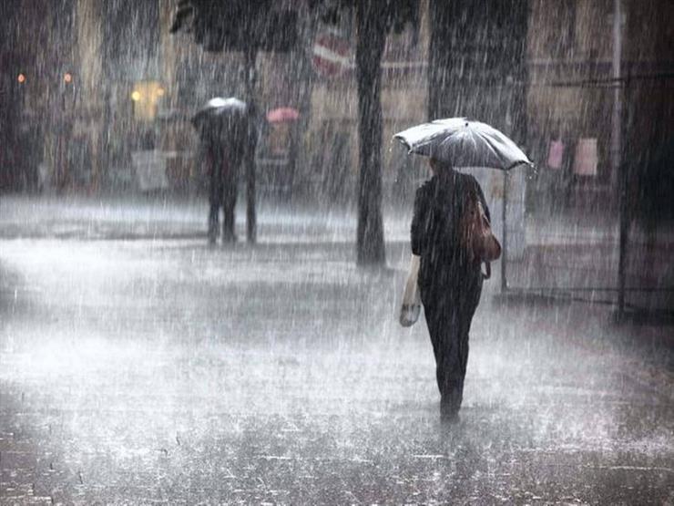 """برودة ليلًا وأمطار على القاهرة الكبرى.. الأرصاد تعلن تفاصيل طقس الخميس """"بيان بالدرجات"""""""