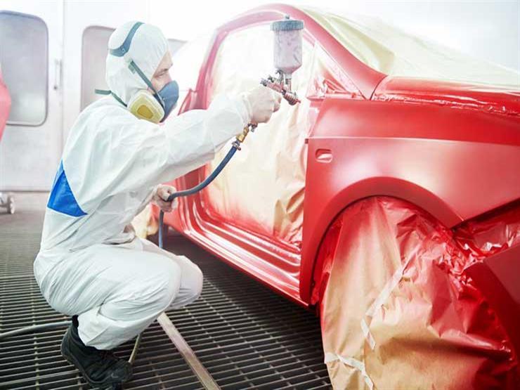 صورة علماء يطورون مادة طلاء يمكنها تبريد أسطح السيارات تحت أشعة ا