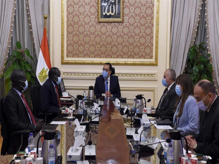 مصر مستعدة لإقامة مشروعات استثمارية فى جنوب السودان
