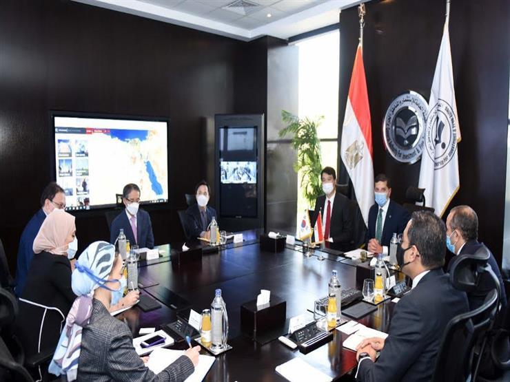 رئيس هيئة الاستثمار يبحث مع سفير كوريا تيسير جذب الاستثمارات لمصر
