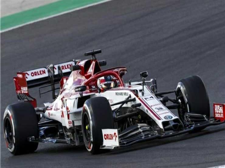 صورة ساوبر وألفا روميو يمددان شراكتهما في فورمولا-1 لموسم 2021