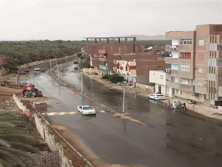 """""""الأرصاد"""" تكشف عن أماكن سقوط الأمطار ودرجات الحرارة خلال اليومين المقبلَين"""