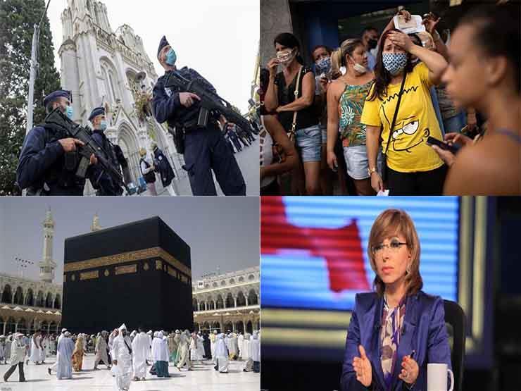 حدث ليلاً| ارتفاع إصابات كورونا في مصر.. وفرنسا تعلن المشتبه به في هجوم نيس