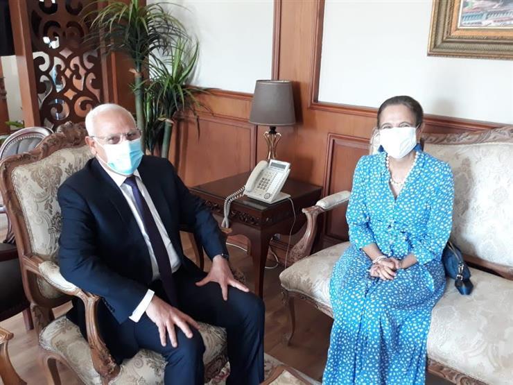 سفير كولومبيا: بورسعيد تسير بخطوات ثابتة نحو التنمية المستدامة