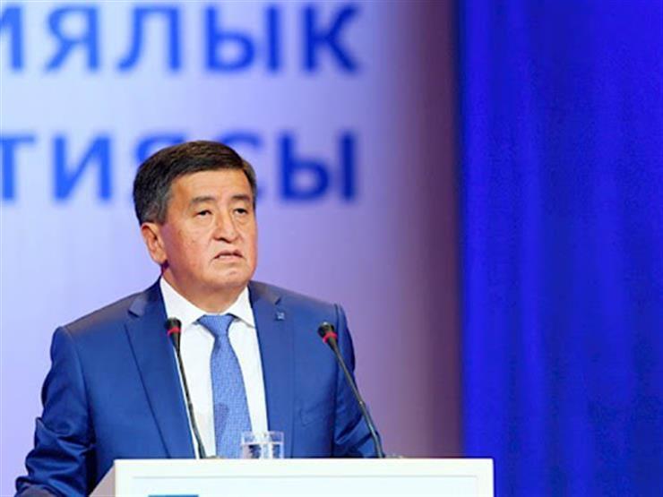 رئيس قرغيزستان يقيل رئيس المخابرات