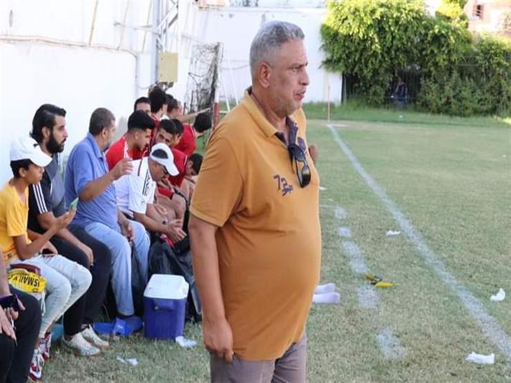 """""""كان ممكن نلحقه""""..رئيس مركز شباب فارسكور يكشف تفاصيل وفاة مدرب الفريق في الملعب"""