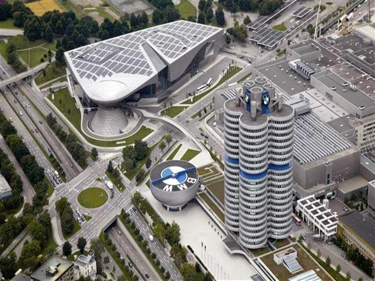 بتكلفة 400 مليون يورو.. بي إم دبليو تبني مصنعها الجديد فى ميونخ