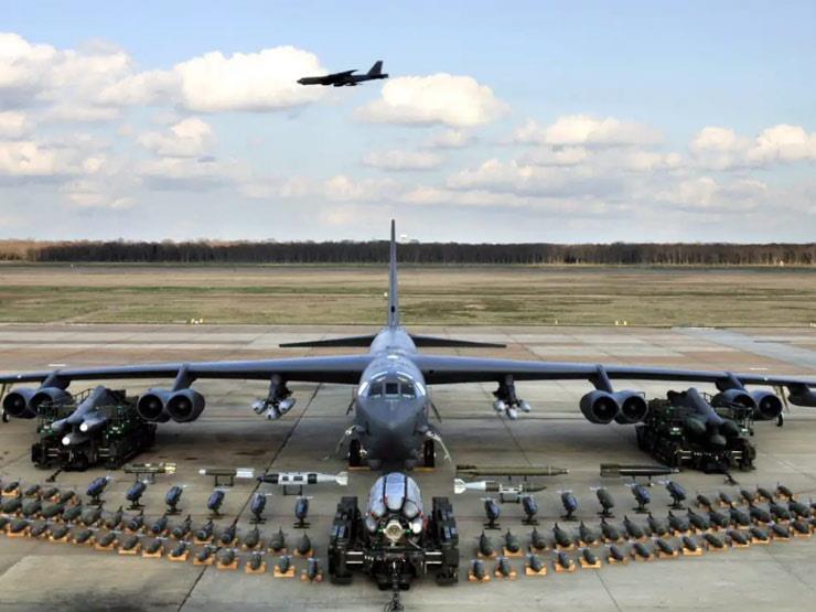 """القيادة الأمريكية: نشر قاذفات """"بي-٥٢"""" في الشرق الأوسط لطمأنة الحلفاء"""