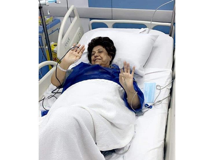 تعرض الإذاعية إيناس جوهر لوعكة صحية ونقلها إلى المستشفى