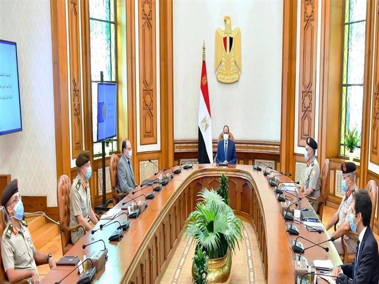 محور مركزي وحي دبلوماسي.. السيسي يتابع الموقف الإنشائي بالعاصمة الإدارية