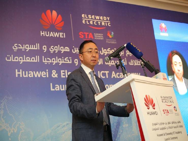 هواوي: العاصمة الإدارية هي العميل الاستراتيجي بمصر نظرًا لفرصها الاستثمارية