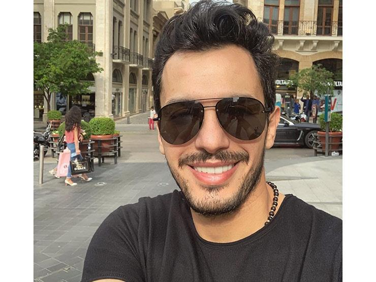 بالفيديو  أول تعليق من أحمد إبراهيم على انفصال أصالة وطارق العريان