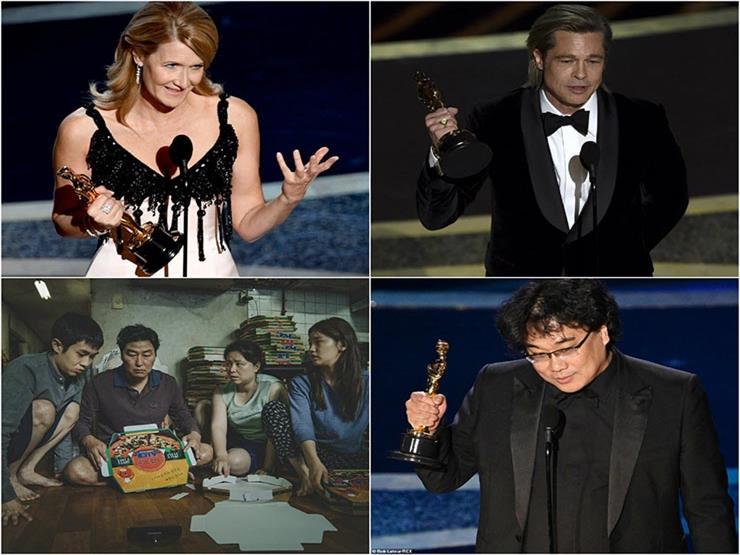 Parasite يستحوذ وخواكين ينتصر بالجوكر.. القائمة الكاملة لجوائز الأوسكار