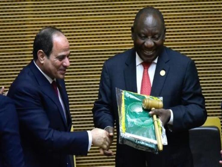 الاتحاد الأفريقي يتعهد العمل بمشاركة أكبر في الملف الليبي