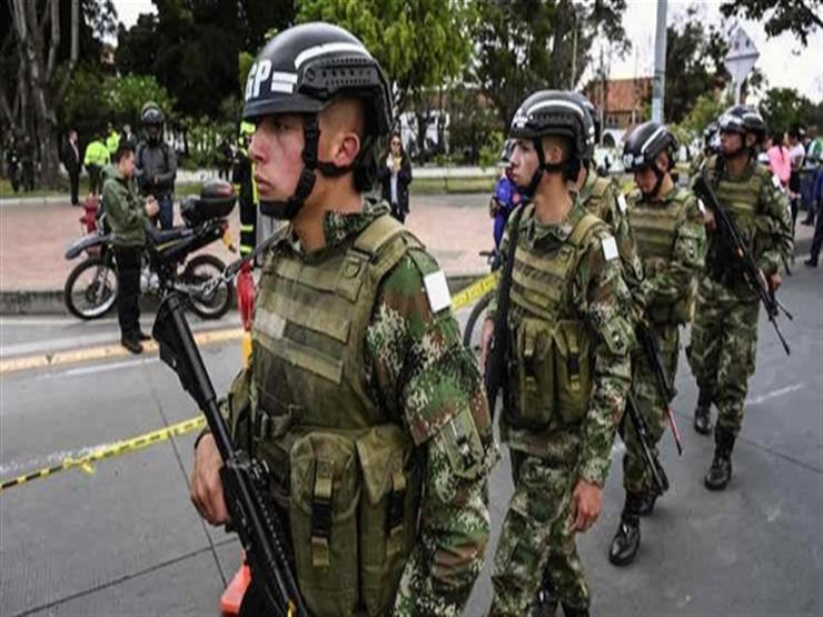 إصابة متظاهرين جراء اشتباكات مع قوات الأمن الكولومبية في بوجوتا