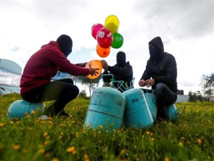 بالونات غزة الحارقة تعود الى التحليق في اتجاه إسرائيل