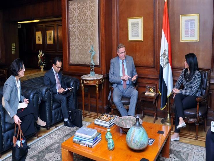 """""""المشاط"""" تبحث مع الأمم المتحدة تعزيز التمويلات التنموية المقدمة لمصر"""