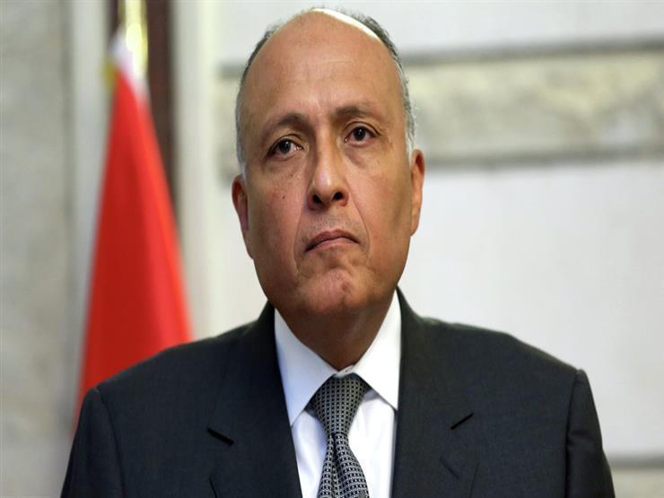 شكري يعود إلى القاهرة بعد مشاركته في اجتماعات واشنطن وميونيخ