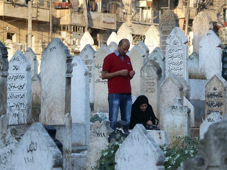 #بث_الأزهر_مصراوي.. ما حكم زيارة المرأة الحائض للمقابر؟