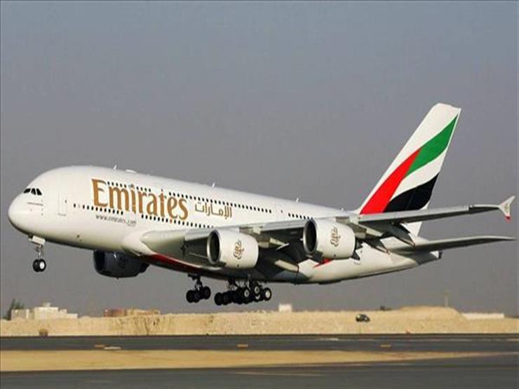 بسبب وفاة راكبة.. هبوط اضطراري لطائرة إماراتية بمطار القاهرة