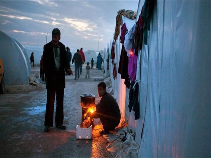 """""""وكأننا في مقبرة"""".. مئات الآلاف من السوريين محاصرون في برد قارس"""