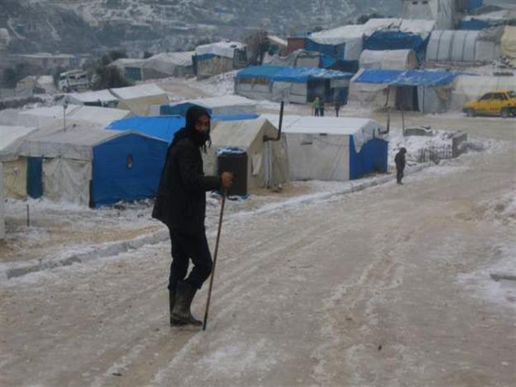 ناشطون سوريون: مليون نازح بسبب المواجهات في إدلب وحلب
