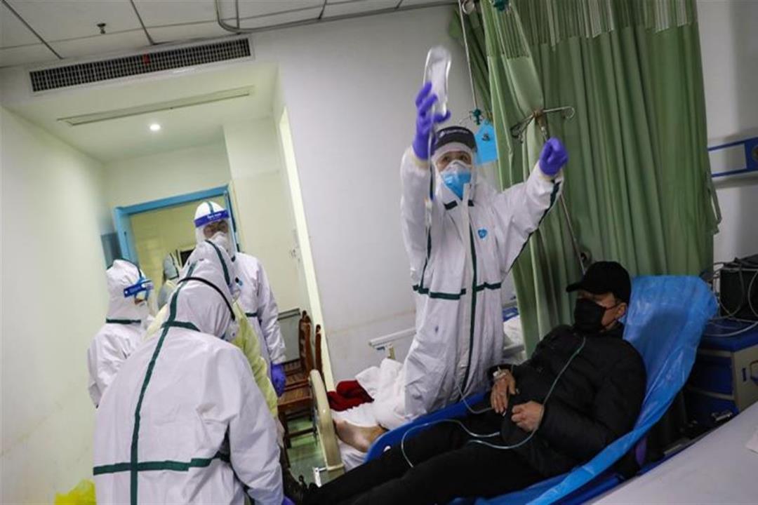 """فيروس """"كورونا"""" يفتك بنزلاء سجن صيني"""