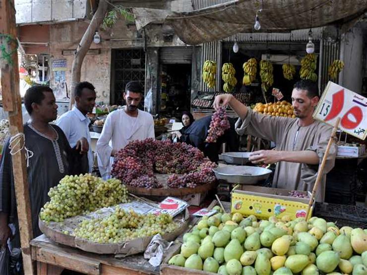 ارتفاع الخيار والباذنجان.. أسعار الخضر والفاكهة في سوق العبور اليوم