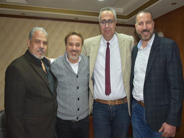 تفاصيل إجتماع اسماعيل مختار مع إيهاب فهمي وإدارة القومي الجديدة