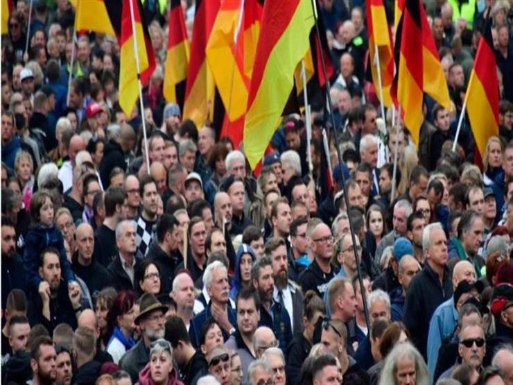 الآلاف في ألمانيا يتظاهرون ضد أحزاب وحركات معادية للإسلام
