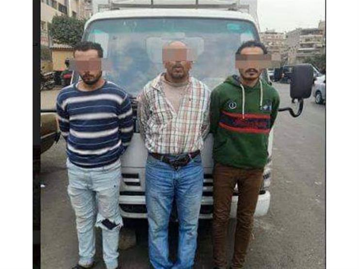 """قبل تنفيذ الجريمة.. سقوط عصابة الـ """"مُفتاح"""" في قبضة مباحث القاهرة"""